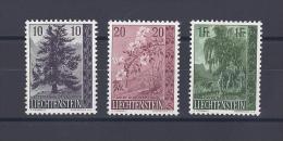 LIECHTENSTEIN. Arbres Et Arbustes - Liechtenstein