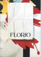 Catalogue D´exposition,Christian Florio ,peintre 1989 - Art