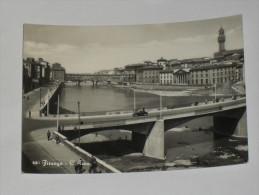 FIRENZE - L' Arno - Animata - 1959 - Firenze (Florence)