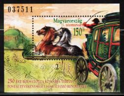 HU 1998 MI BL 245 - Hungary