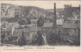 """24581g  GROTTE De MONTREUIL - VILLAGE - """"A. DESMIDTS - PEINTURES - DECORS"""" - Bouffioulx - 1907 - Châtelet"""