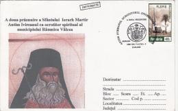 12328- BISHOP ANTIM IVIREANU, SPECIAL COVER, 2000, ROMANIA - 1948-.... Républiques