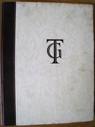 NL.- Boek- Gerard Terborch Door Fr. Hannema. 1943. 4 Scans - Livres, BD, Revues