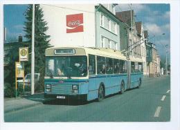 Allemagne.Solingen.le  Trolleybus - Solingen