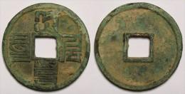 CINA (China): Yuan Dynasty - Emperor Wu Tsung - 10 Cash 1310/11 - China