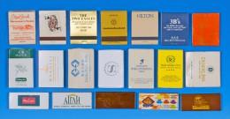 Advertising Matches (Hotels Etc.) - Pubblicitari