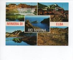 ISOLA  D´ ELBA  , Miniera  Di  Rio  Marina - Livorno