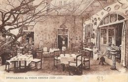 Hostellerie Du Vieux Cordes (Tarn) - XIIIe Siècle - Carte Non Circulée - Cordes