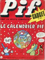 Pif Gadget N°200 ( Vaillant 1438) BD De Fanfan La Tulipe Et BD De Dr Justice - Pif Gadget