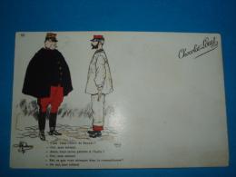 Illustrateurs ) Guillaume - Année 1900 - Publicité : Chocolat-louit - N° 62 - C'est Vous L'élève De Bonnat - Guillaume