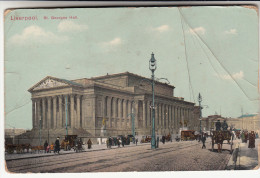 Liverpool, St Georges Hall (pk15726) - Liverpool