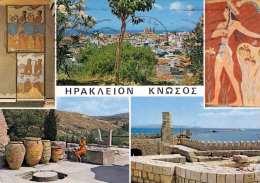 HERAKLION (Kandia, Griechenland), Gel.1922 - Griechenland