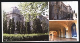 Topics-Monuments-Iasi-University-Law School-15x8 Cm-unused,perfect Shape - Monuments