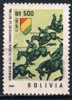 5484 - Bolivia 1962 - Armed Forces - Bolivia