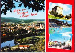 Deutschland Germany Allemagne- Viechtach Farbige Mehrbildkarte - Unclassified