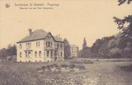 Sanatorium St Idesbald - Poperinge - Woonhuis van den Heer Geneesheer