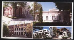 Topics-Monuments-Iasi-Old City-belle Epoque Buildings-15x8 Cm-unused,perfect Shape - Monuments
