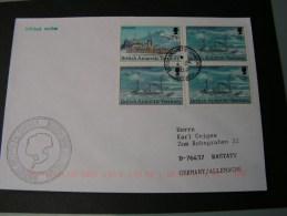== BAT 2000  Cv- Schiffe  Ships - Britisches Antarktis-Territorium  (BAT)