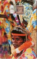 VANUATU GENS DE VANUATU FEMME 60U UT RARE EN UTILISE RARE IN USED - Vanuatu