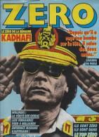 ZERO ,numéro 1 ,revue Satirique - Bücher, Zeitschriften, Comics