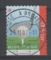 Belgique - COB N° 3605a - Oblitéré - Belgique