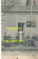76 // LE HAVRE   Café Henri, 16 Quai De Lille / ANIMEE ** - Le Havre