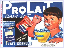 BUVARD : Lait Granulé PROLAIT TTB - Food