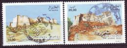 Algérie - Fort L'Empereur Et Fort Gouraya- Timbre Oblitéré N° YT 1559/1560 - Algerien (1962-...)