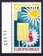 CONGO Poste Aerienne 1964 YT N° PA 20 ** - Congo - Brazzaville