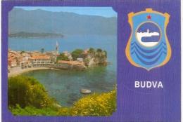 BUDVA-  Traveled -FNRJ - Montenegro