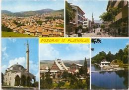 PLJEVLJA- Traveled -FNRJ - Montenegro