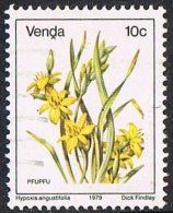 Venda SG14a 1983 Definitive 10c Good/fine Used - Venda