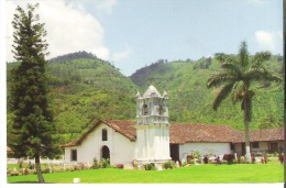 Built In 1753, Oldest In Use Church, Costa Rica Orosi Valley South Of Cartago - Costa Rica