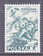 POLAND  3KB 1  * - 1939-44: World War Two