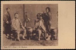 CINA (China): Barber - Cina