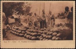 CINA (China): Seller Of Watermelons - Cina