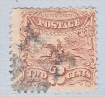 U.S. 113   (o)  PONY  EXPRESS - 1847-99 General Issues