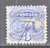 U.S. 114   (o)  TRAIN - 1847-99 General Issues
