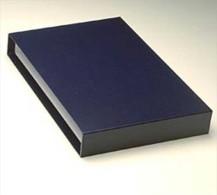 DAVO 39143 Luxe Slipcase Kosmos - Groß, Grund Schwarz