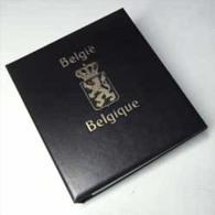 DAVO 29722 Kosmos Luxe Binder Stamp Album Belgium - Klemmbinder