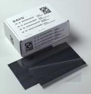 DAVO 29541 N3 Stockcards (158x110mm) 3 Strips (per 100) - Stockbooks