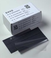 DAVO 29540 N2 Stockcards (147x84mm) 2 Strips (per 100) - Stockbooks