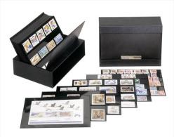 Lindner 869 Carte De Rangement Avec Feuille De protection. Paquet De 100 - Etichette