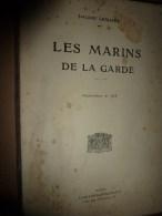 1926 LES MARINS DE LA GARDE  Par Jacques Lemaire,     Illustré Par JOB - Livres, BD, Revues