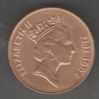 FIJI 2 CENTS 1994 - Figi