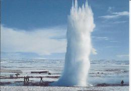 Ijsland - Strokkur - Islande
