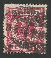 Germany, 10 Pf. 1889, Sc # 48, Mi # 47, Used, Bremen. - Germany