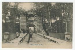54 - Toul        Porte De Metz - Toul