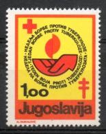 Cinderella Bogus Jugoslavia Yugoslavia Beneficenza Contro Tubercolosi Charity Against Tuberculosis MNH ** - Etichette Di Fantasia