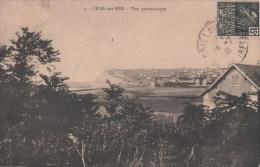 CRIEL SUR MER VUE PANORAMIQUE - Criel Sur Mer